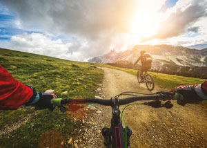 Mountain Biking - Grand Tetons