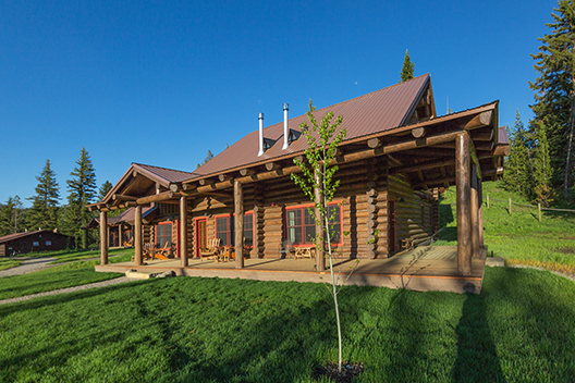 turpin meadow ranch chalets
