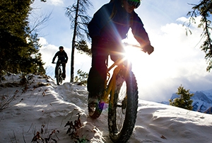 turpin meadow ranch fat biking winter