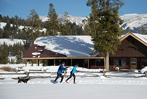 turpin meadow ranch nordic skiing