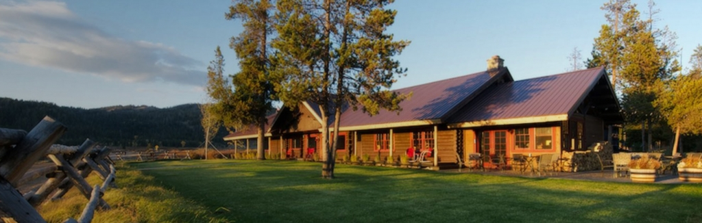 Turpin Meadow Ranch - Luxury Jackson Hole Dude Ranch Lodging